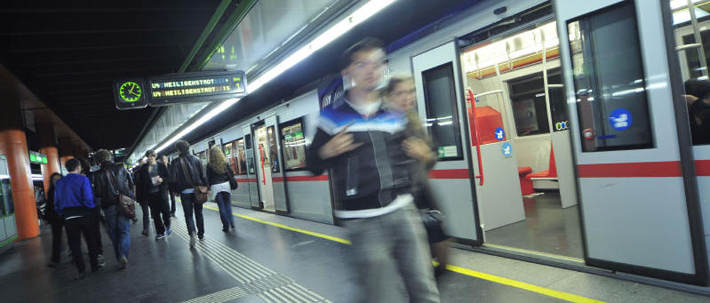 V-Wagen der Wiener U-Bahn / Wiener Linien