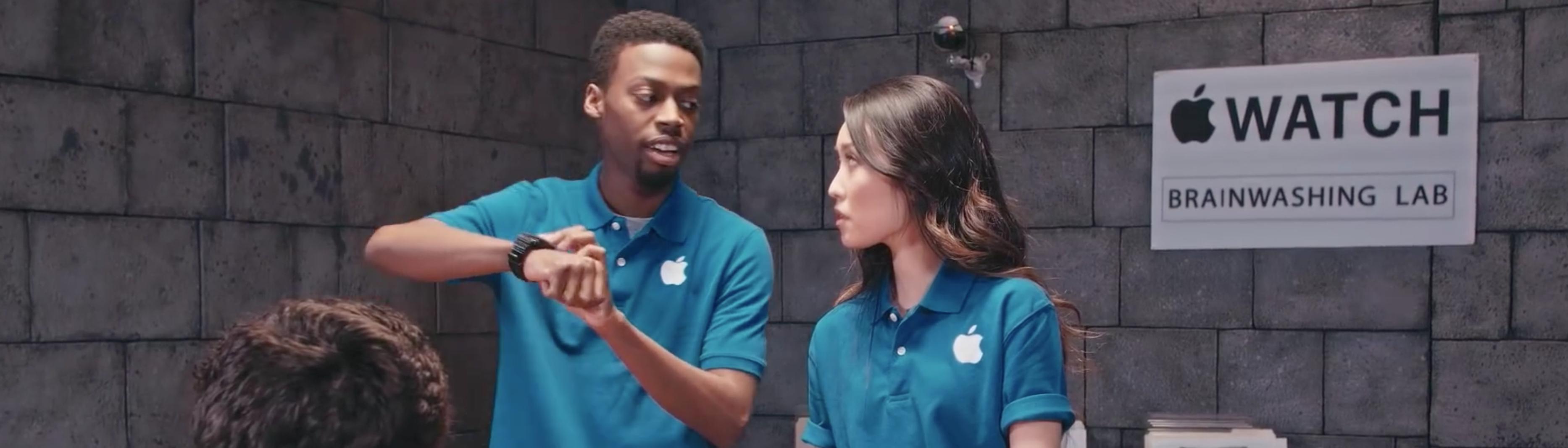 Apple Watch - Brainwashing Lab