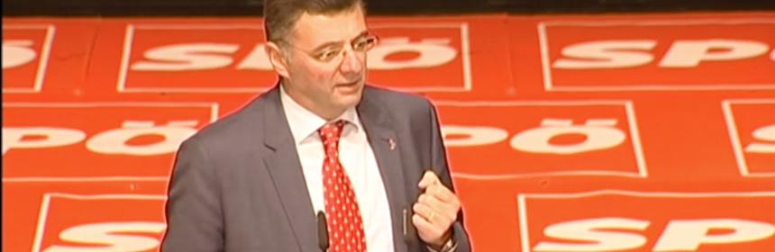 Jörg Leichtfries (SPÖ)