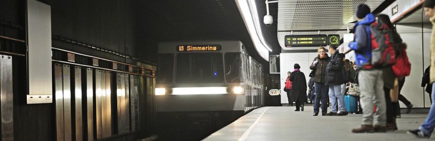 U-Bahn - Wiener Linien/Johannes Zinner