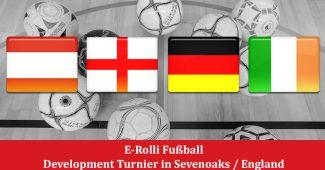 4 Nationen Turnier (Deutschland, England, Irland und Österreich) in England