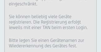 Bank Austria Online-Banking erkennt iPhone8