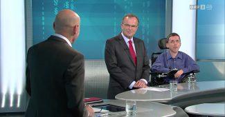 Sendung BürgerAnwalt vom 1. Oktober 2016 zum Stephansplatz