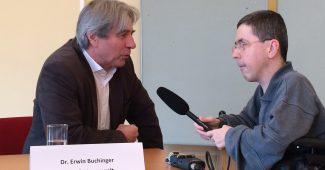 Interview mit Dr. Erwin Buchinger / Behindertenanwalt