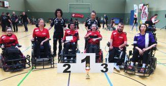 E-agles des ASKÖ Wien gewinnen 1. HausRheinsberg Powersoccer Cup 2017