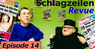 Schlagzeilen Revue vom 12. November 2017