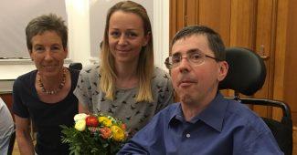 Johanna Mang, Christine Steger und Martin Ladstätter