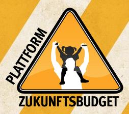 Logo: Plattform Zukunftsbudget