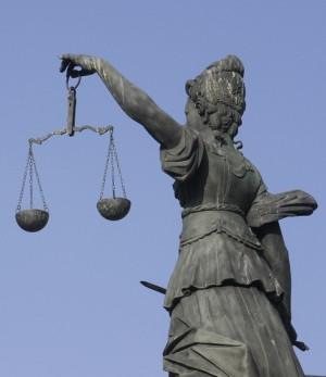 Justitia / Michael Thurm