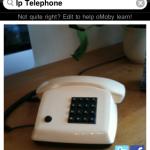 oMoby erkennt Telefon