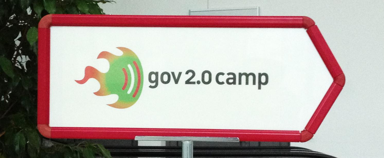 gov 2.0 camp