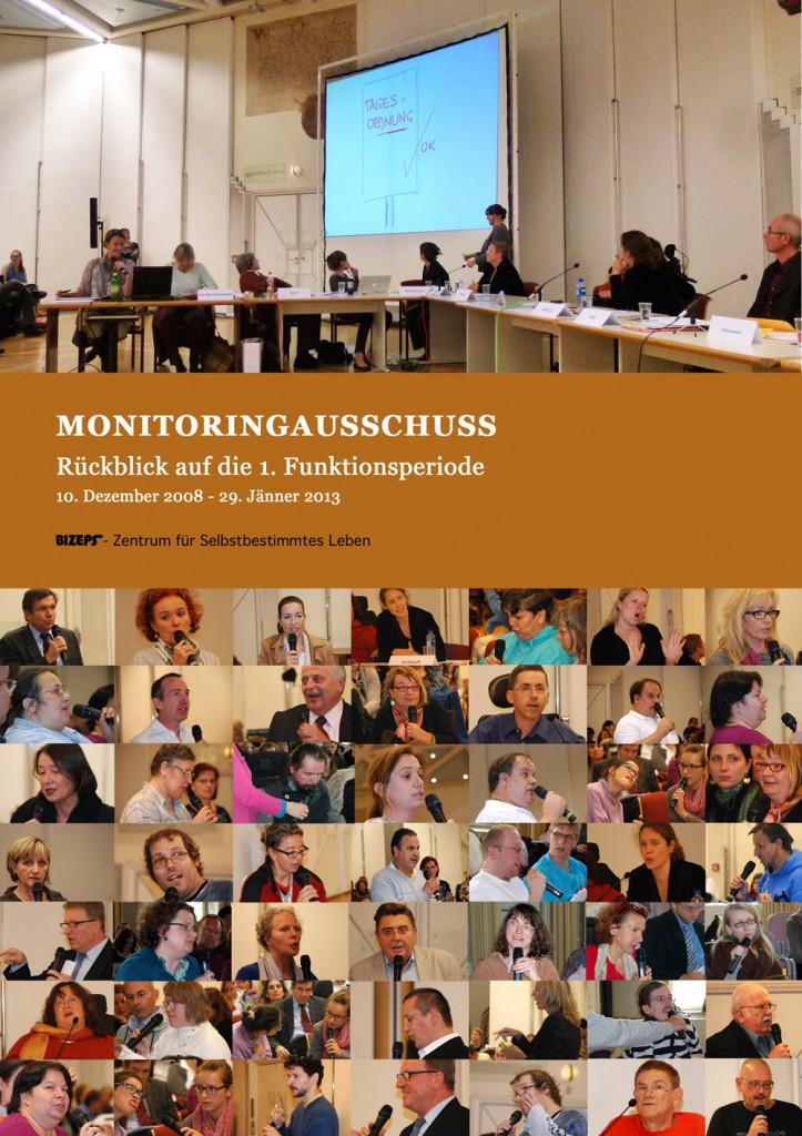 Broschüre Monitoringausschuss