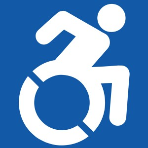 Neues Icon / The Accessible Icon Project