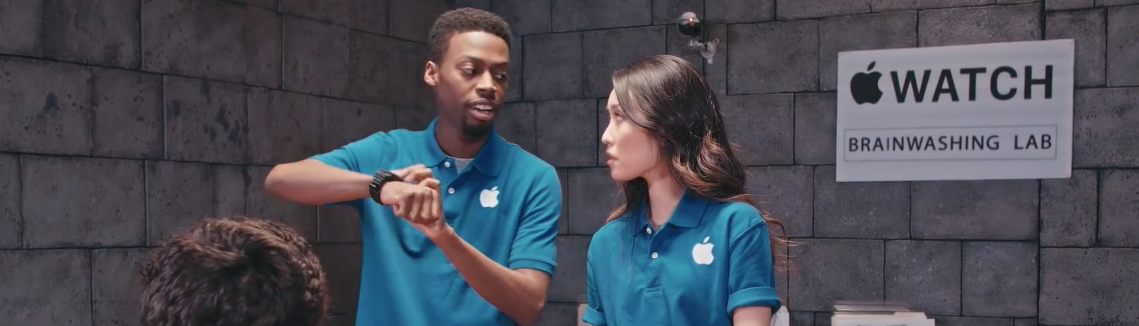 Apple Watch - Brainwashing Lab