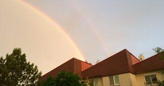 Regenbogen / Foto: Peter Ladstätter