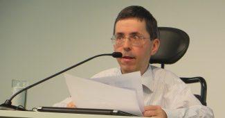 Vortrag Martin Ladstätter bei Behindertenanwaltschaft am 15.1.2016 / Foto: BIZEPS