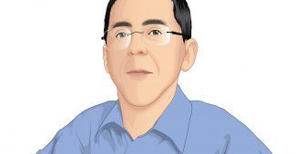 Profilbild als Cartoon