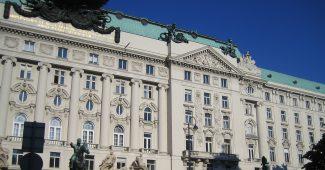 Kriegsministerium (heute Sozialministerium)