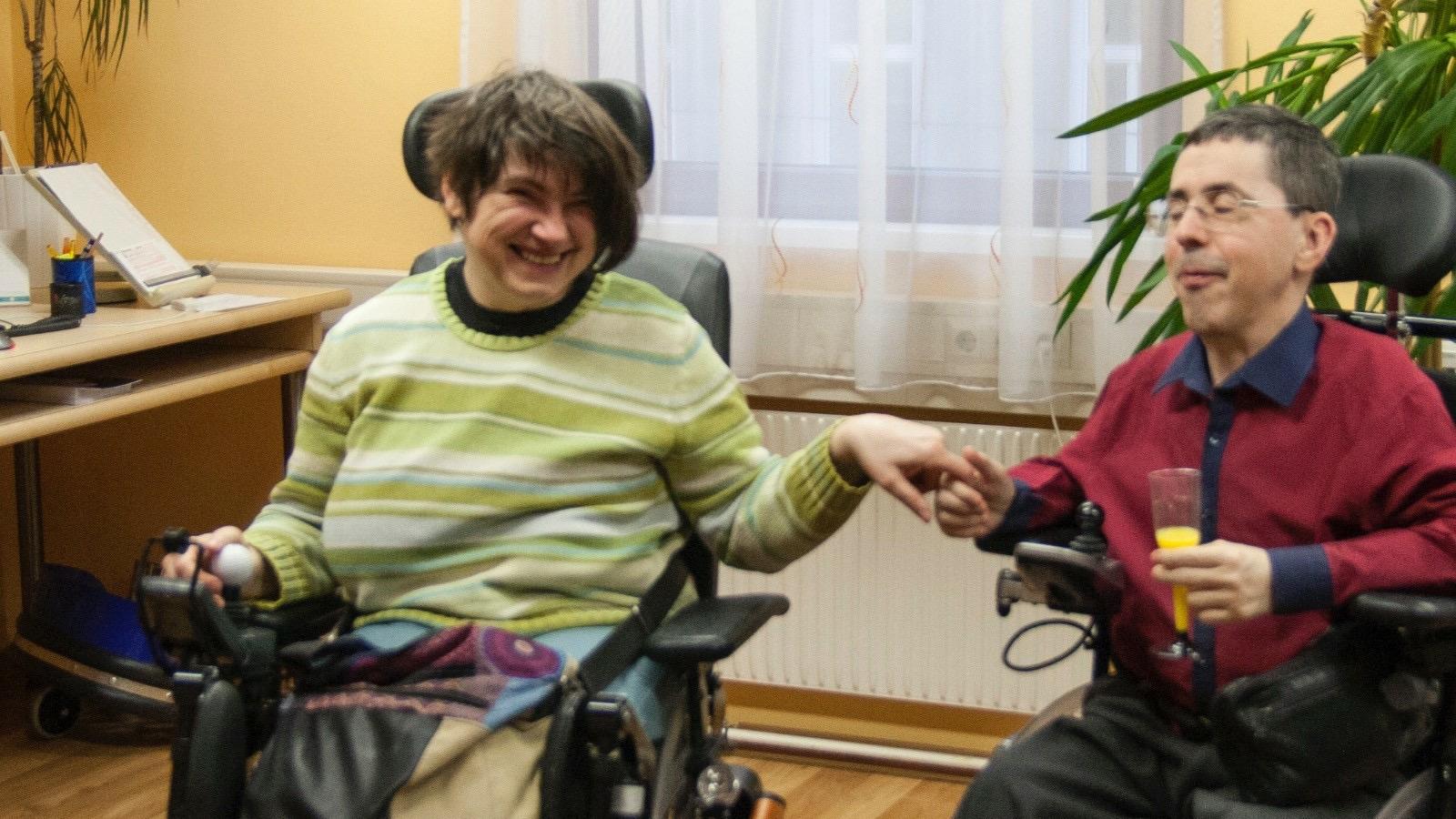 Roswitha Schachinger und Martin Ladstätter