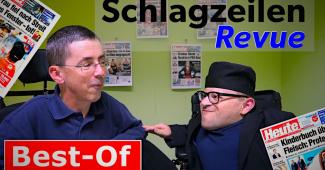 Schlagzeilen Revue vom 3. September 2017