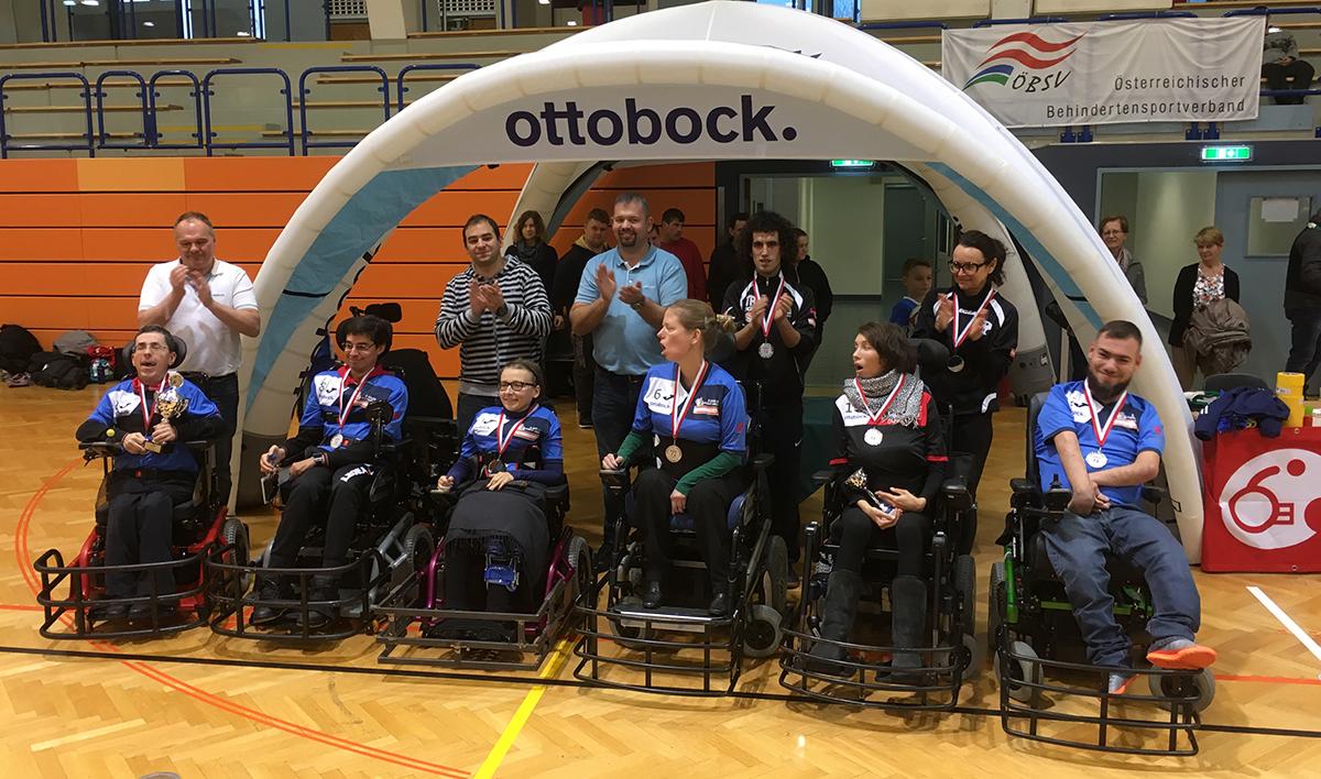 Thunder E-agles gewinnen ottobock.CUP 2017