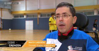 Martin Ladstätter im Interview mit ORF Ohne Grenzen