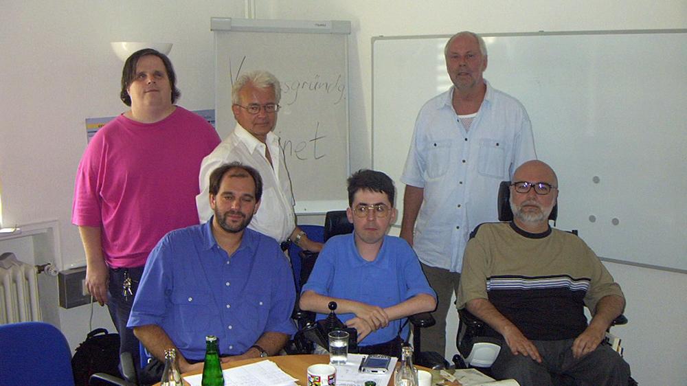 Gründungsveranstaltung kobinet 19. August 2002