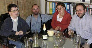 Martin Ladstätter, Kurt Krickler, Birgit Weyss, Dieter Schindlauer