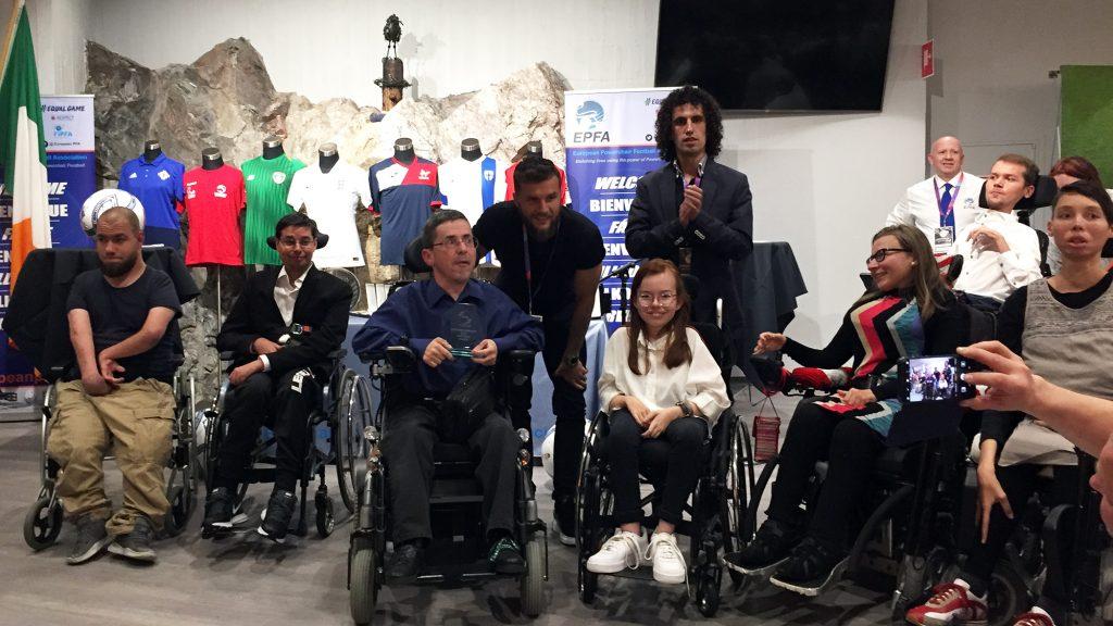 European Nations CUP 2019 - Fair Play Award für Österreich