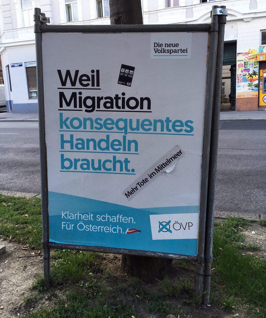Mehr Tote im Mittelmeer - Weil Migration konsequentes Handeln braucht.