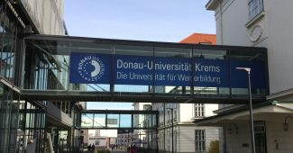 Campus der Donau-Universität Krems