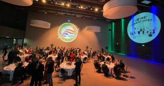 Festsaal des Steirischer Abend am 8. Oktober 2021 des ÖBSV